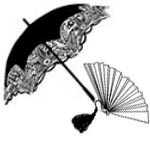 Свадебные зонты и веера