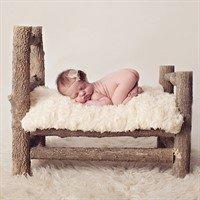 Кроватки для фотосессии