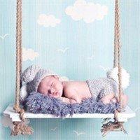 Качели для новорожденных