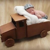 Декорации для фотосессии новорожденных
