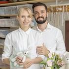 Фотографы новорожденных Светлана и Сергей Семёновы