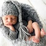 Бесплатная доставка вязаного реквизита для новорожденных
