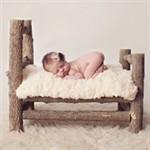 Новинки в категории - Кроватки для фотосессии новорожденных