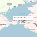 Первая отправка заказа в Крым!
