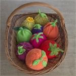 Осенняя фотосессия новорожденных