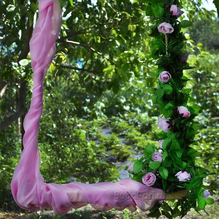 """Подвесные качели """"Розовые розы"""""""