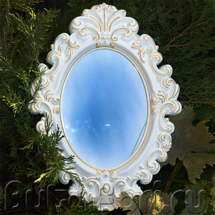 зеркало в винтажной раме