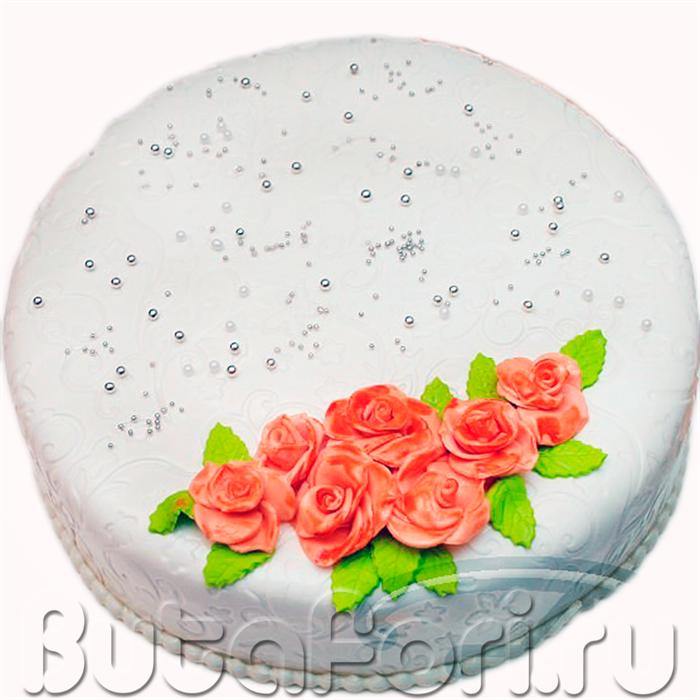 домашний торт на свадьбу
