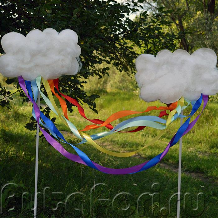 облака для фотосессии