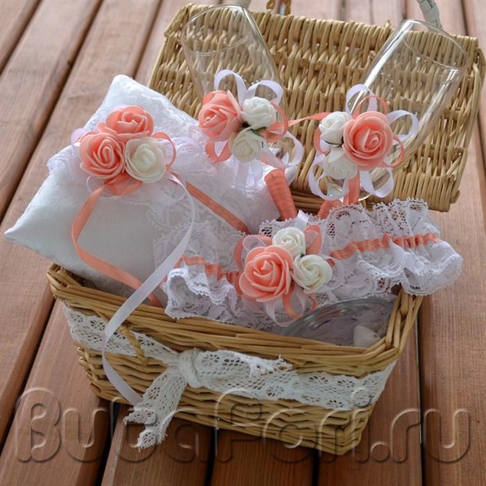 Свадебный набор Шармель
