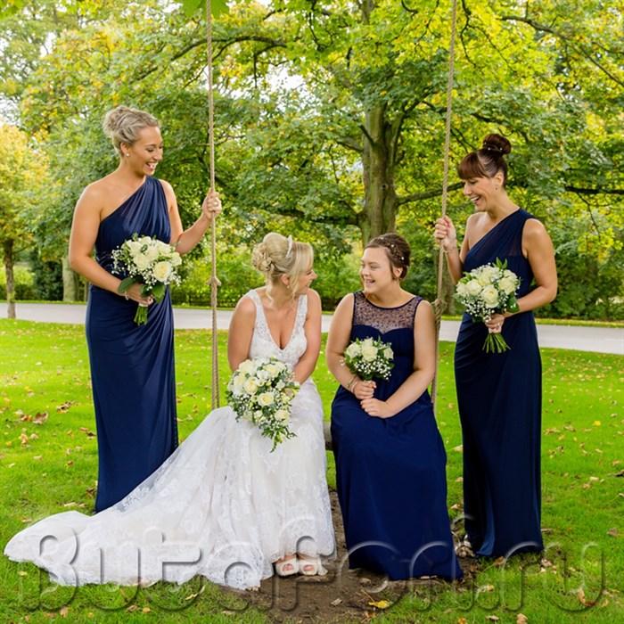 Качели двухместные свадебные