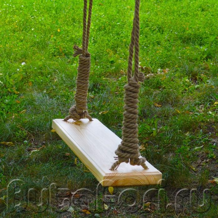 Подвесные свадебные качели