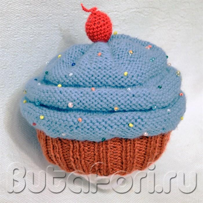 Вязаная шапочка для фотосессии младенца