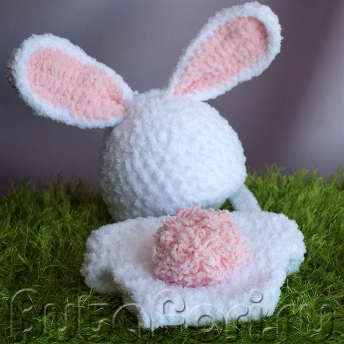 Реквизит для фотосессии - Пасхальный кролик