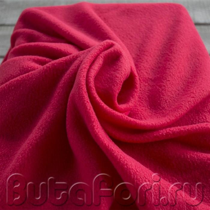 Тканевый фон для фотосессии красного цвета