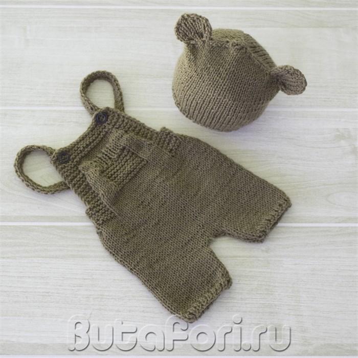 Костюмчик Мишутки для новорожденных