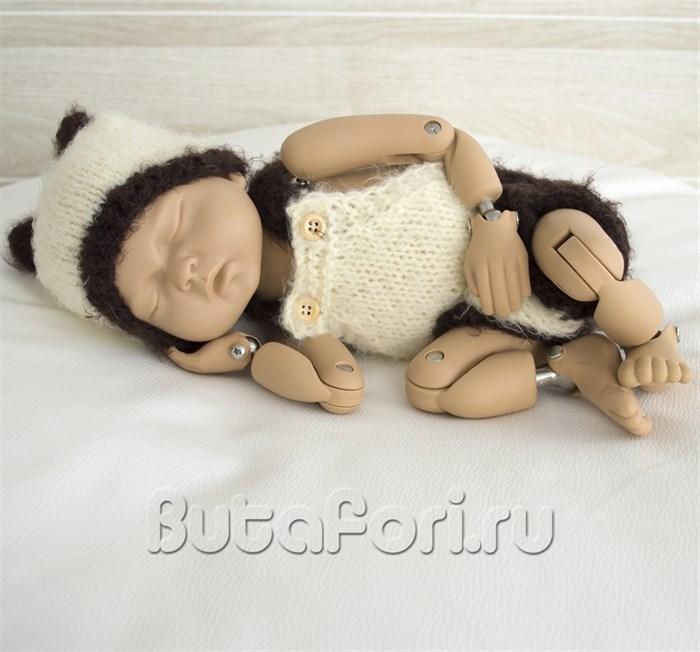 Костюмчик для фотосессии новорожденного - Опоссум