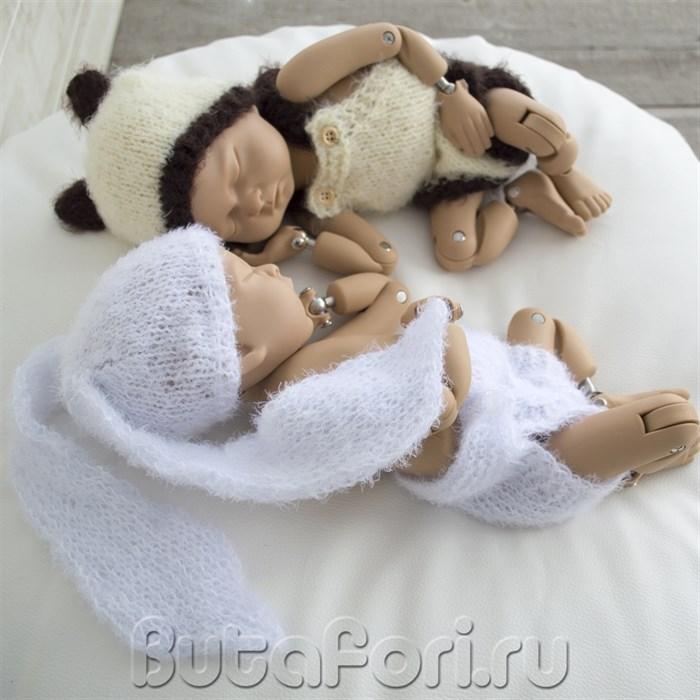 Костюмчики для фотосессии близнецов - Кролик и Опоссум