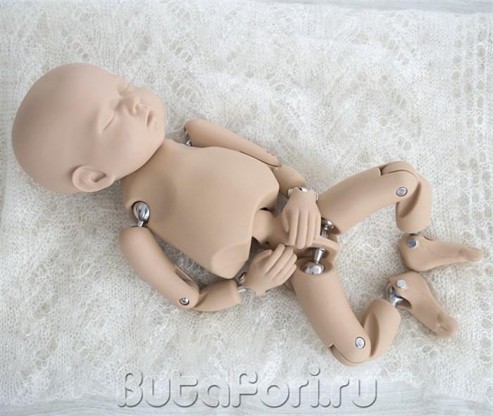 Кукла тренажер для фотографа новорожденных