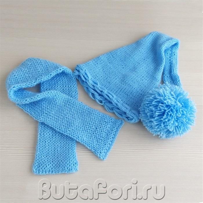 Одежда для фотосессии новорожденного мальчика