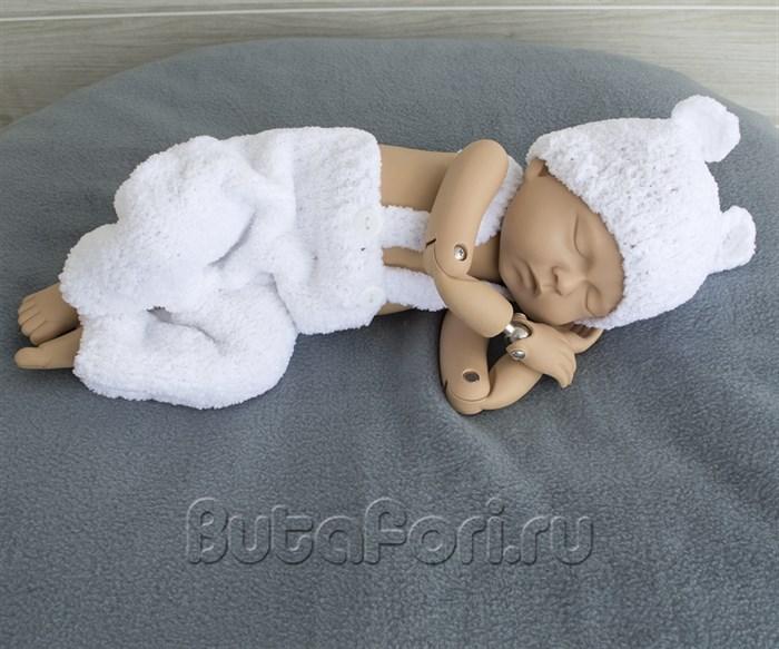 Мягкий костюмчик Мишки для новорожденного