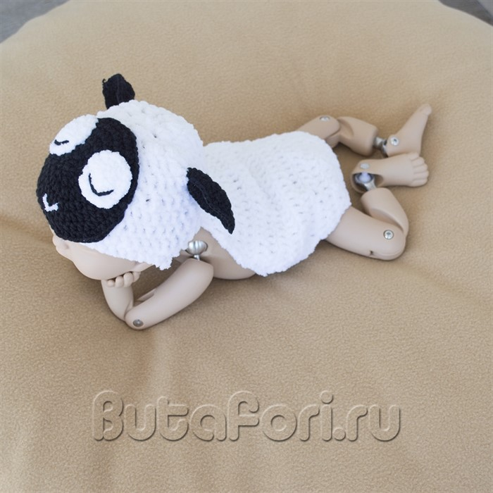 Костюмчик овечки для фотосессии