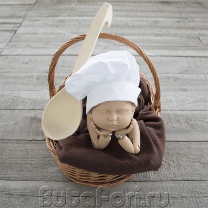 Костюмчик Повара для новорожденного