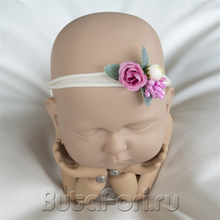 Маленькая повязочка для девочки