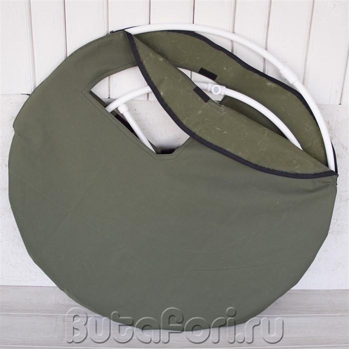 Оливковый чехол для переноски (в комплект не входит))