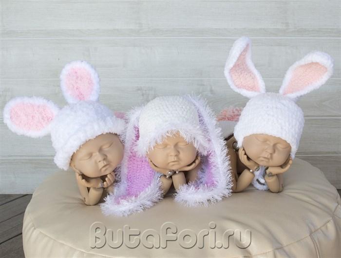 Коллекция костюмчиков кроликов
