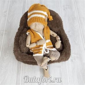 Костюмчик Лесоруба для фотосессии новорожденного