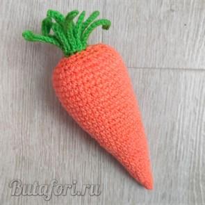 Реквизит для фотосессии - Морковь