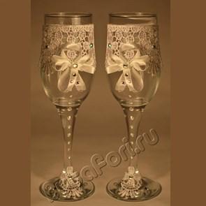 Свадебные бокалы Элизабет