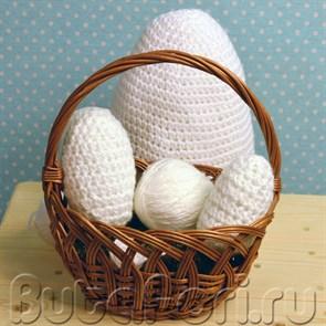Яица для фотосессии новорожденных