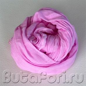 Розовая обмотка для фотосессии