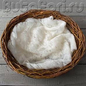 Гнездо из ветлы для newborn съемки
