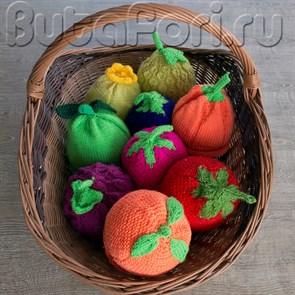 Набор шапочек для фотосессии осенней