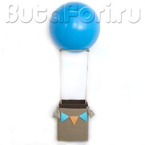Воздушный шар для детской фотосессии