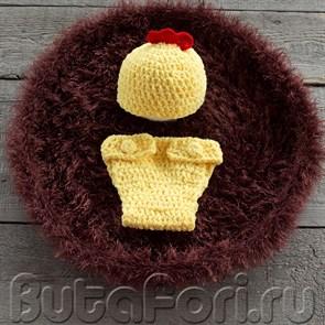 Одежда для фотосессии новорожденного