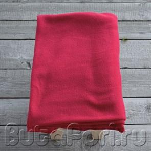 Красный фон для фотосессии новорожденных