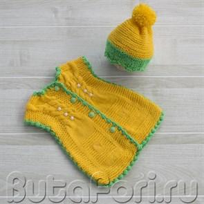 Желтый костюмчик Одуванчик