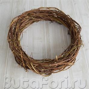 Гнездо из виноградной лозы