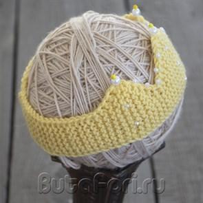 Желтая корона
