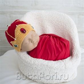 Корона для новорожденного