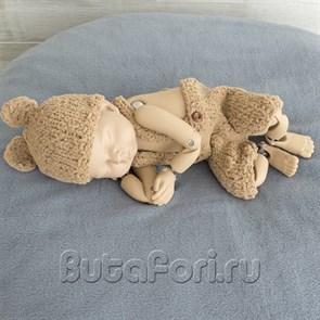 Костюмчик для фотосессии новорожденного Косолапый Мишка