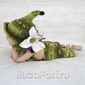 Костюмчик Эльфика Ежевичка