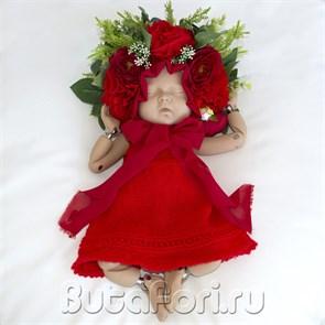 Комплект для фотосессии - наряд Гвоздичка