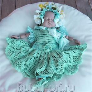 Набор для фотосессии новорожденных девочек